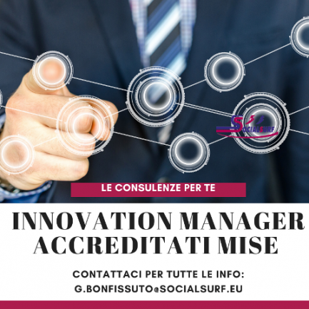 Innovation Manager accreditati MISE